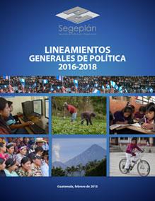Lineamientos Generales de Política 2016-2018